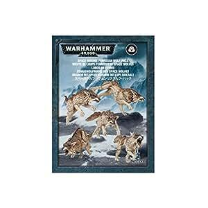 Warhammer 53-10. Lobos de Fenris