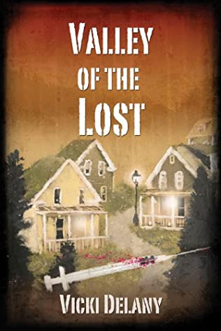 book cover of Valley of the Lost