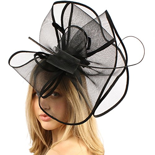 Gorgeous 2tone Feather Quill Fascinators - Feather Hat Band Shopping Results