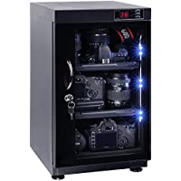 T.A.P 48L Digital Control Electronic Automatic Dry Cabinet Box Storage for DSLR Camera lens
