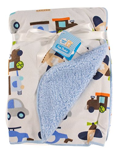 Snugly Baby Deluxe Sherpa Blanket product image