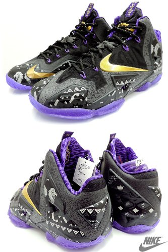 f3d9f1f3ae1 Galleon - Nike Men s LeBron XI Basketball Sneaker 616175 (10 ...