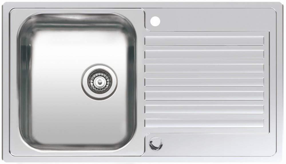 Reginox Centurio L10 Stainless Steel Integrated Kitchen Sink