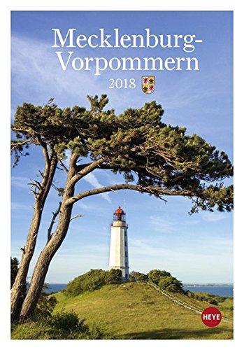 Mecklenburg-Vorpommern - Kalender 2018