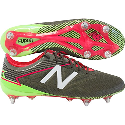 NEW BALANCE FURON PRO SG SOFT GROUND Fussballschuhe MILIRATY GREEN