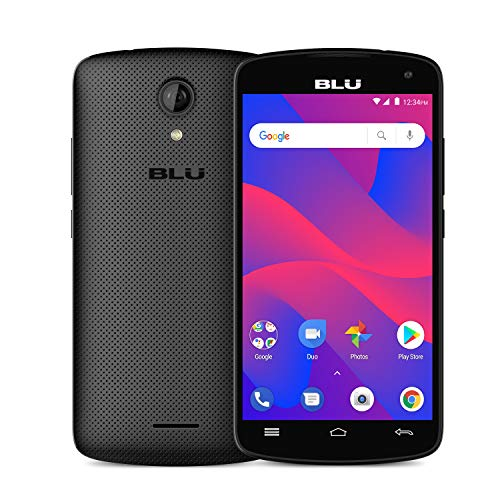 BLU Studio X8 HD -GSM Unlocked Smartphone -Black ()
