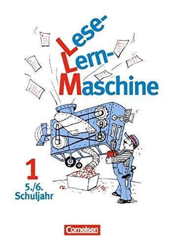 Lese-Lern-Maschine, neue Rechtschreibung, Bd.1, 5./6. Schuljahr PDF