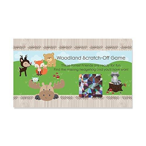 baby shower birthday card game - 5