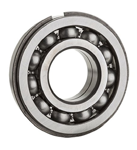 50 mm Bore ID NTN Bearing 6310NRC3 Single Row Deep Groove Radial Ball Bearing with Snap Ring C3 Clearance Steel Cage Open NTN   6310NRC3 27 mm Width 110 mm OD