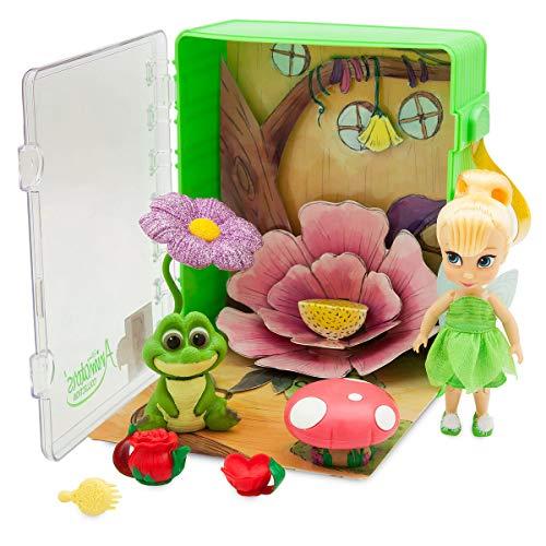 (Disney Animators' Collection Tinker Bell Mini Doll Play Set - 5)
