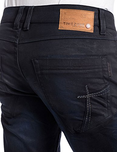 Wash Jeans Black Hombre para Negro Eduardotz Indigo Timezone S0qAZZ