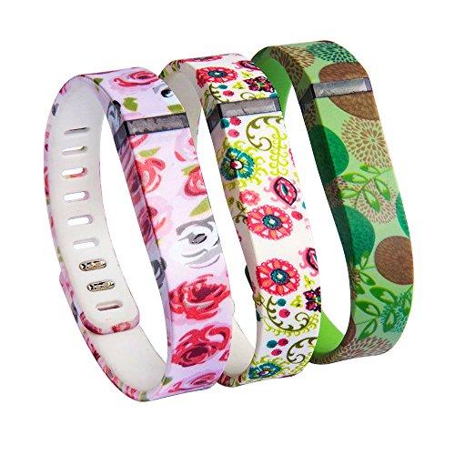 RedTaro Replacement Fitbit Wristband Bracelet