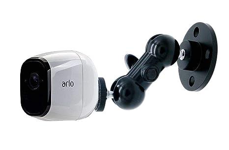 Arlo Arlo Go c/ámaras de seguridad Arlo Soporte de clip giratorio para manillar de escritorio para NetGear Arlo,Arlo Pro Arlo Pro 2
