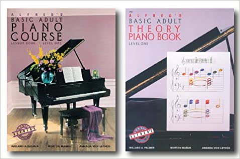 Alfreds Basic Adult Piano Course Level One