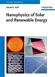 Nanophysics of Solar and Renewable Energy (Physics Textbook)