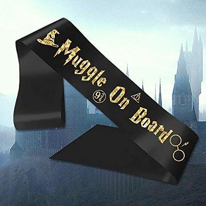 Sashes - Harry Potter - Silla de paseo personalizable a ...