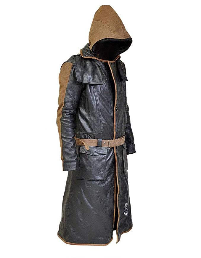 DHA Leather Garments Disfraz Jacob Frye AssassinS Creed Syndicate ...