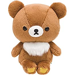 Chairoikoguma Plush | 6 Inch - Doll S | San-x Plushies 3