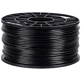 NuNus Flexible Rubber 1KG Filamento impresora 3D - 3,00mm (negro ...
