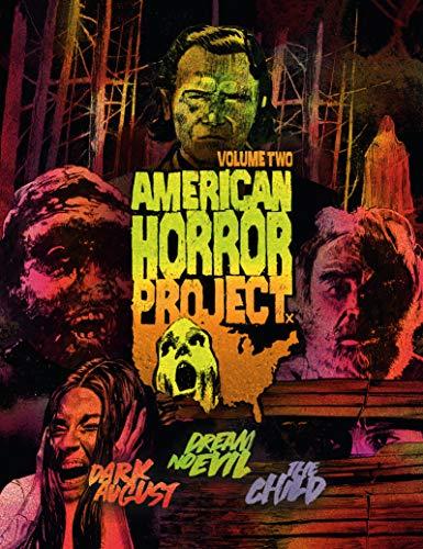 American Horror Project: Volume 2 [Blu-ray]