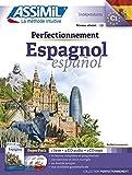 Perfectionnement Espagnol: livre + 4 CD Audio + 1 CD mp3