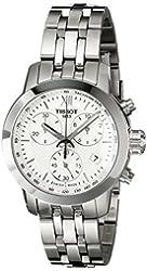 Tissot Women's T0552171101800 Analog Display Quartz Silver Watch