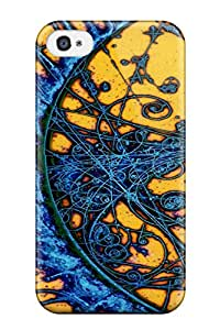 Perfect Fit ZJEpgwV2935mScKk Fractal Pattern Abstract Pattern Case For Iphone - 4/4s