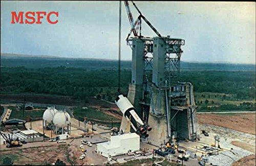 marshall-space-flight-center-huntsville-alabama-original-vintage-postcard