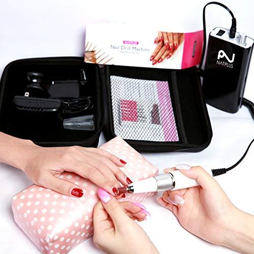 NATPLUS Professional Nail Drill Machine