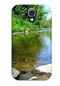 Tpu Case Cover For Galaxy S4 Strong Protect Case - K Design