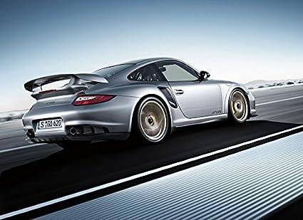 Porsche 911 33x24 inch Plastic Poster Cartel de plástico - Impermeable - Anti-
