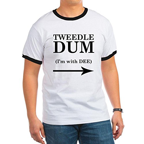 50eb0bdc CafePress - Tweedle Dum T-Shirt - Alice-in-Wonderland.net shop