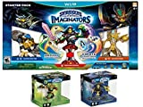 Skylanders Imaginators - Wii U Starter Pack, including Master Ambush and Master Starcast Skylanders