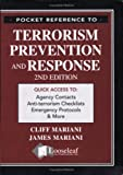 Terrorism and Response Pocket Guide, Cliff Mariani, 1932777393