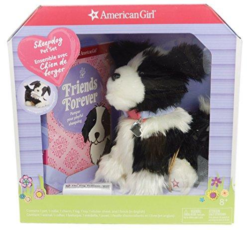 Diy Ice Cream Truck Costume (American Girl Sheepdog Pet Set)