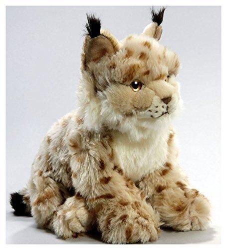 Carl Dick Lynx, 10 inches, 26cm, Plush Toy, Soft Toy,