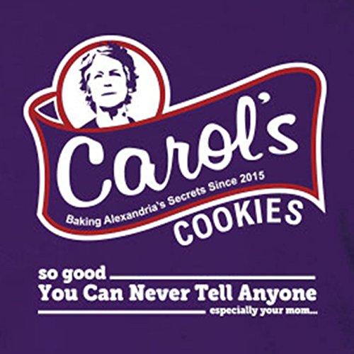 Carols Cookies - Stofftasche / Beutel Grau