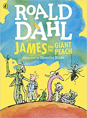 Image result for roald dahl james and the giant peach