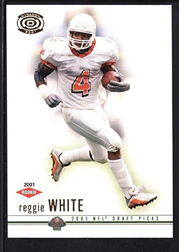 Reggie White 2001 Pacific Dynagon Retail 149 Rc Rookie Card