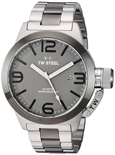 TW Steel Men's CB202 Analog Display Quartz Two Tone Watch
