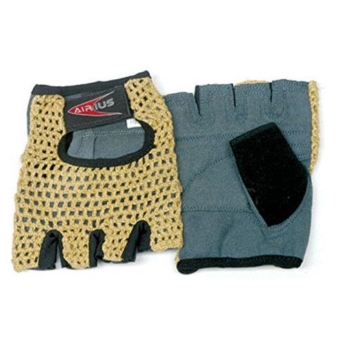 Airius Retro Mesh Gloves, Large, (Mesh Terry Gloves)