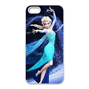 NICKER Frozen fresh magical girl Cell Phone Case for Iphone 5s