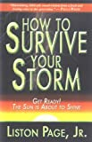 How to Survive Your Storm, Lisston Page, 0975531166