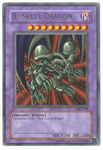 Yu-Gi-Oh! - B. Skull Dragon (MRD-018) - Metal Raiders - Unlimited Edition - Ultra Rare by Yu-Gi-Oh!