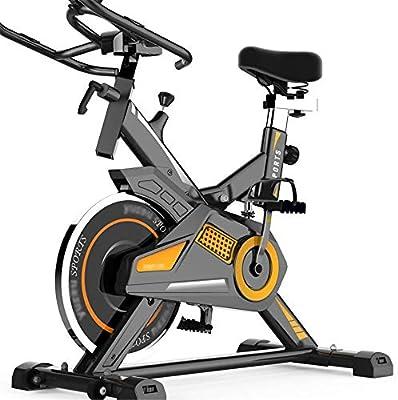 Bicicleta de Spinning Spinning tranquila casa en bicicleta Bicicleta de ejercicio Ejercicio cubierta del pedal de la bici Ab Trainer Sporting Equipo Ideal Cardio Trainer Entrenador de Aeróbicos Ideal: Amazon.es: Hogar