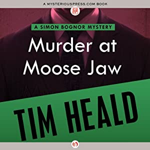 Murder at Moose Jaw Audiobook