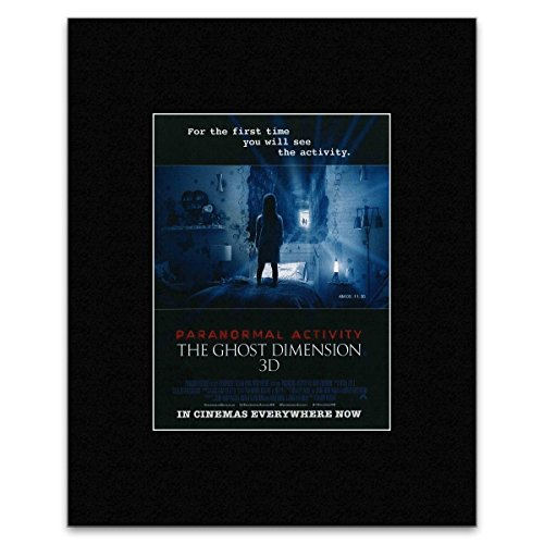 NME PARANORMAL ACTIVITY - The Ghost Dimension Mini Poster - 28x21cm by NME
