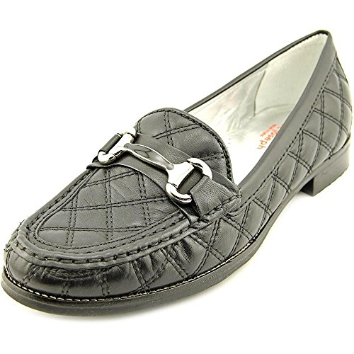 Madison Quilted Buckle Loafer ()