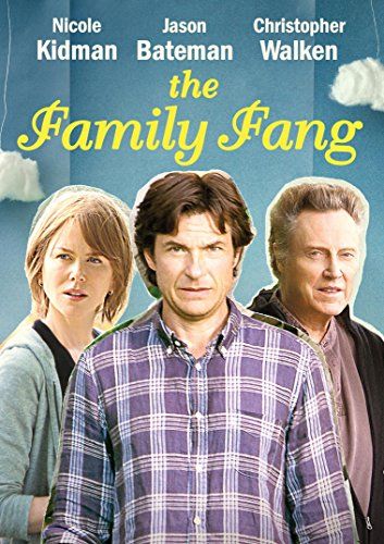 DVD : The Family Fang (Widescreen, Dolby, AC-3)