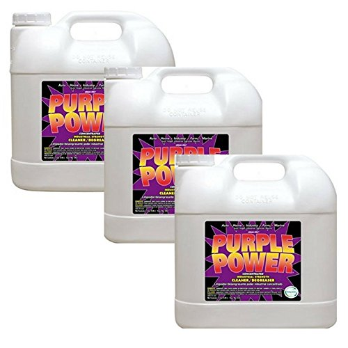 Purple Power Degreaser Concentrate, 2.5 Gallons (3 Pack)